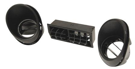 Replacement Vents for 1969 and 1970 Mustang