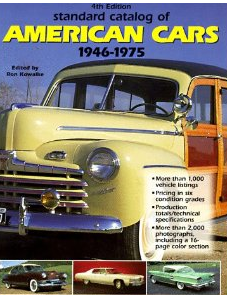 Standard Catalog of American Cars - 1946-75