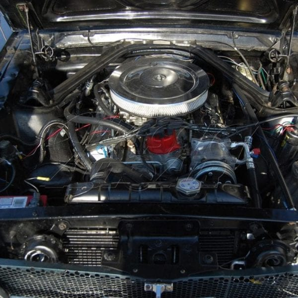1964 ford mustang engine