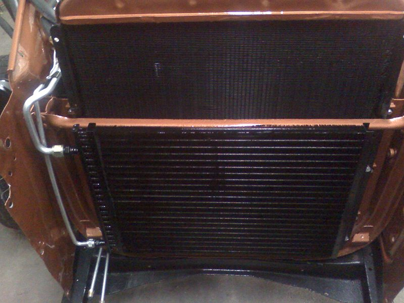 Ford Pickup Ac Condenser on 1980 Pontiac Gto