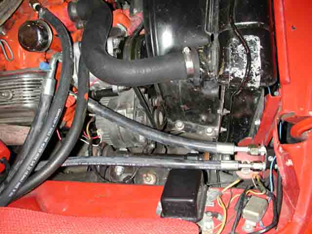 1957 Ford Thunderbird Air Conditioning System 57 Ford T
