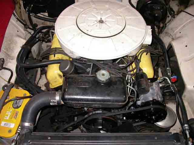 1960 Ford Thunderbird Air Conditioning System 60 Ford T
