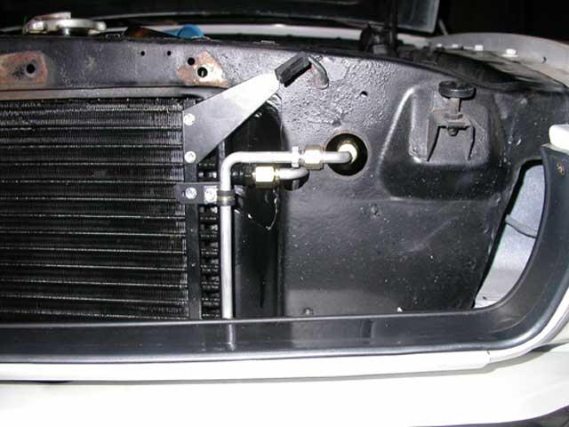 1965 Ford Ranchero Condenser Tubes Classic Auto Air