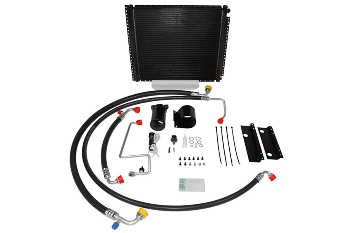 Ford Mustang Ac Tubes