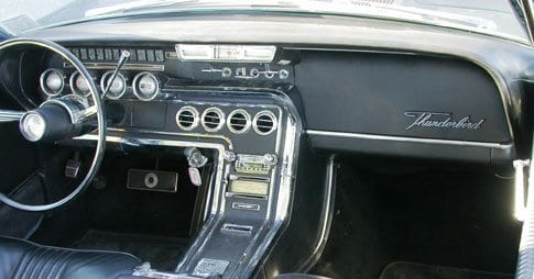 Ford Thunderbird Ac Complete System