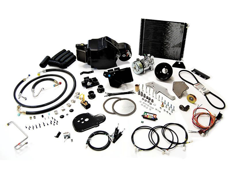 1967 FORD MUSTANG COMPLETE AC SYSTEM