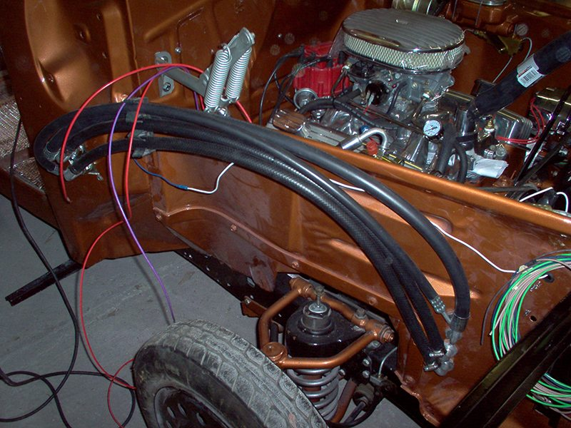 1949 Ford Pickup Truck Air Conditioning System 49 Ford