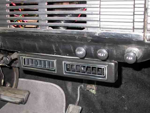 1951 Chevy Pickup Truck Air Conditioning System