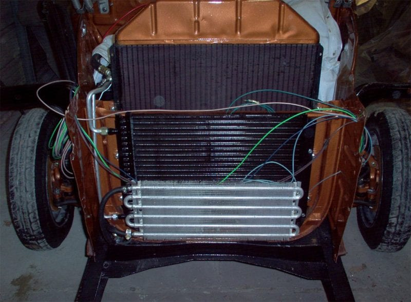1952 Ford Pickup Truck Air Conditioning System 52 Ford