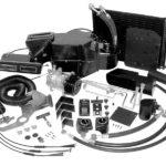 1955 CHEVROLET BEL AIR NOMAD AC COMPLETE SYSTEM