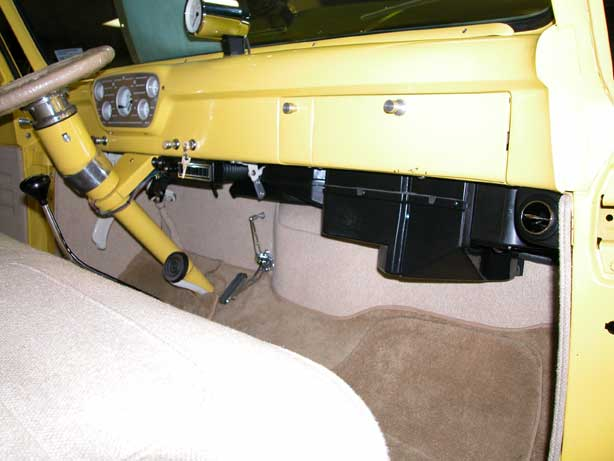 1955 Ford Pickup Truck Air Conditioning System 55 Ford