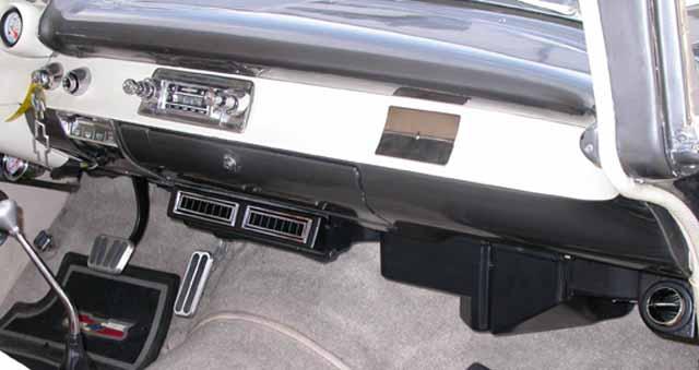 1957 Chevrolet Bel Air Nomad Dash Classic Auto Air Air