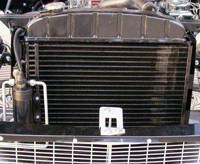 1957 Chevy Bel Air Sedan Air Conditioning System 57