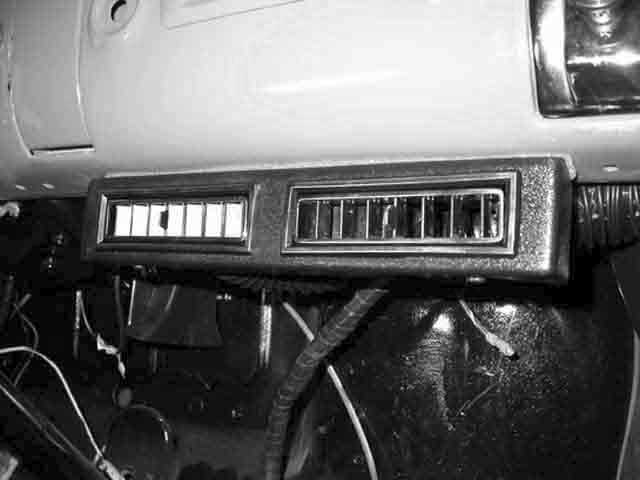 1957 Chevy Suburban Air Conditioning System 57 Chevy