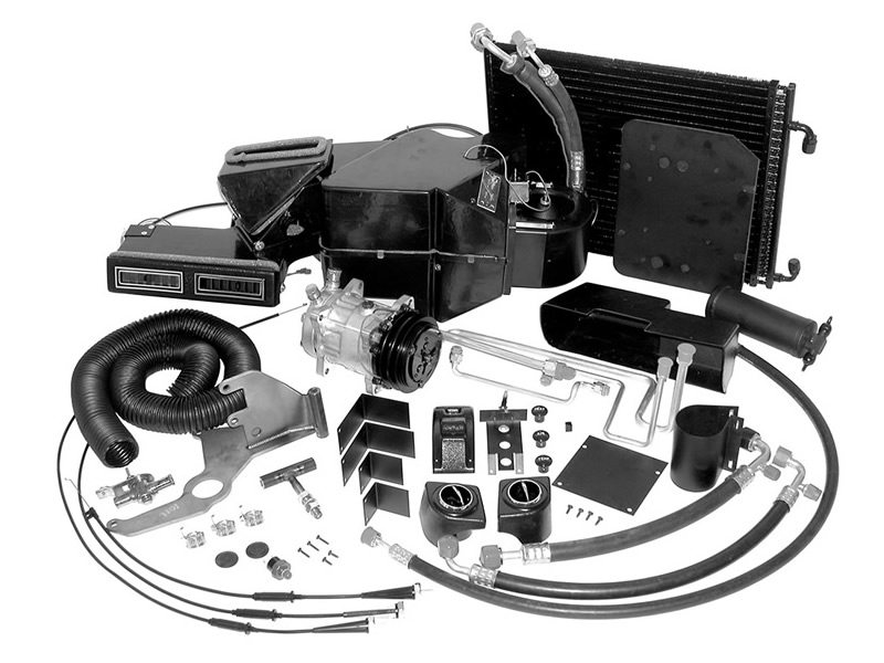 1958 CHEVROLET CAPRICE - SEDAN AC COMPLETE SYSTEM