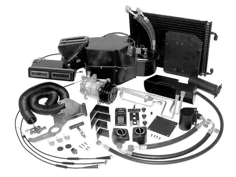 1958 CHEVROLET DELRAY - SEDAN AC COMPLETE SYSTEM