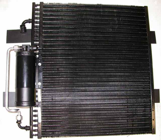 1958 Chevy Del Ray Sedan Air Conditioning System 58