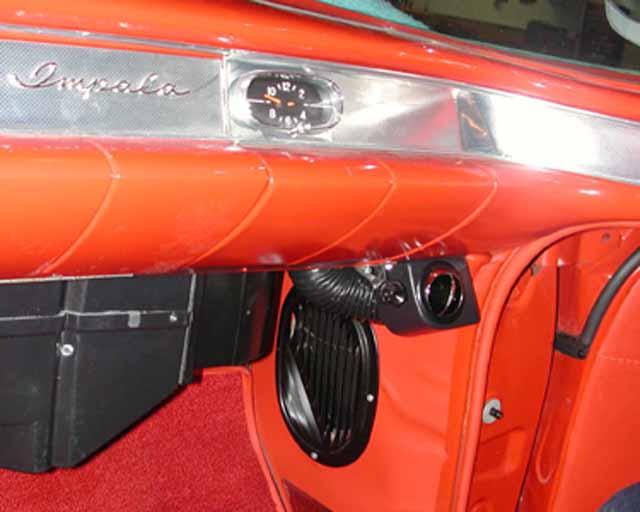 Chevrolet Impala Sedan Passenger Vent