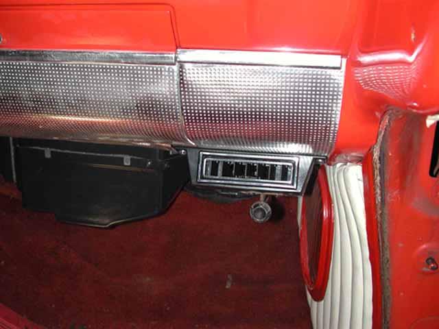 1960 Chevy Impala Sedan Air Conditioning Kit 60 Chevy