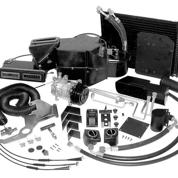 1961 CHEVROLET CAPRICE - SEDAN AC COMPLETE SYSTEM