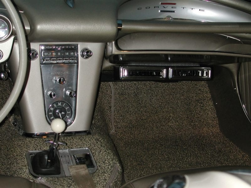 Chevrolet Corvette Dash on 1980 Pontiac Gto