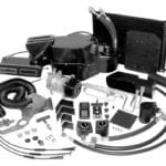 1962 CHEVROLET BEL AIR - SEDAN AC COMPLETE SYSTEM