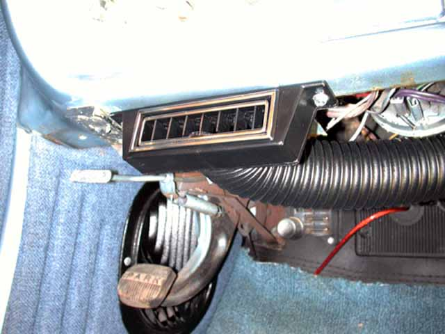1963 Chevy Impala - Sedan Air Conditioning System | 63 ...
