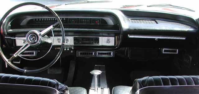 1964 Chevrolet Biscayne Sedan Dash Classic Auto Air Air Conditioning Heating For 70 S