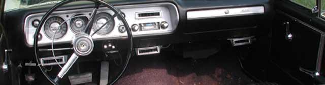 Chevrolet Chevelle Dash