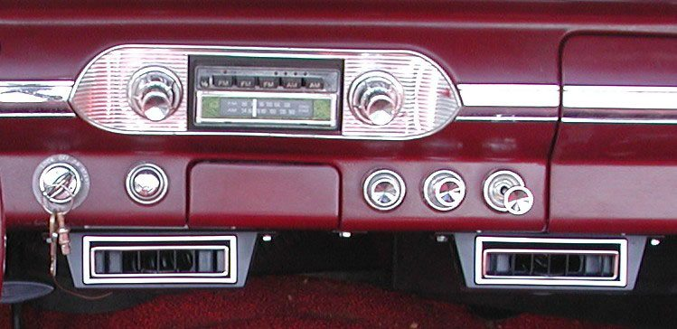 1964 Chevy Ii Air Conditioning System 64 Chevy Ii Ac