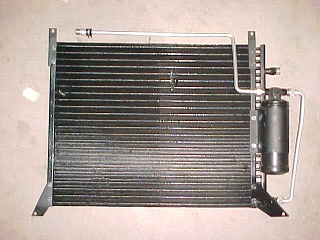 Ford Pickup Ac Condenser on 1979 Corvette Air Conditioning System