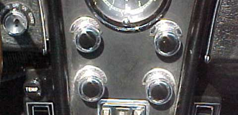 Chevrolet Corvette Ac Control