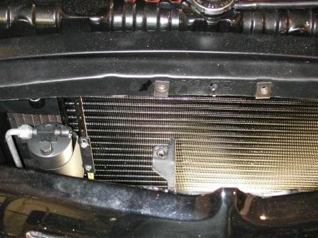 Chevrolet Impala Sedan Condenser