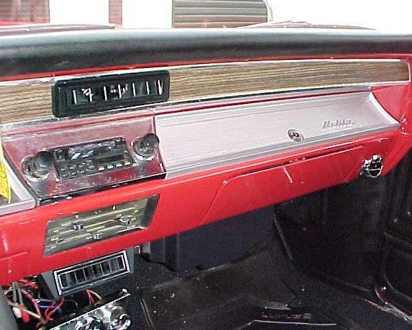 1966 Chevy Chevelle Air Conditioning System | 66 Chevy Chevelle AC