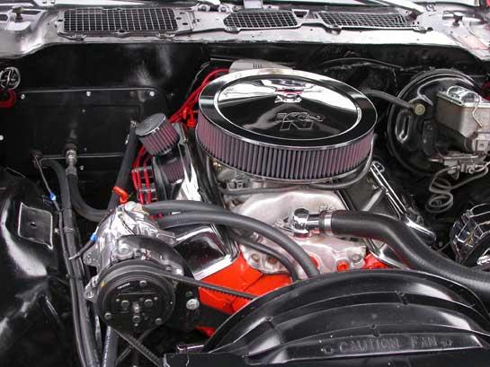 1967 Chevy Camaro Air Conditioning Kit