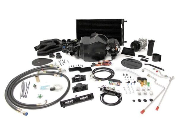 1967 Chevy Bel Air Sedan Air Conditioning Systems Kit from Classic Auto Air