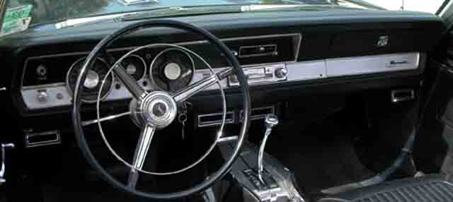 1967 Plymouth Barracuda Air Conditioning System 67