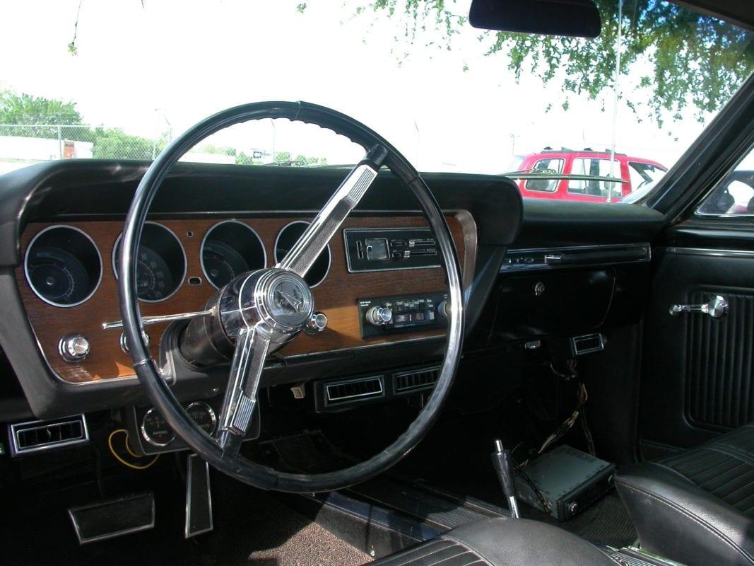 Pontiac Gto Dash on 1972 Pontiac Gto