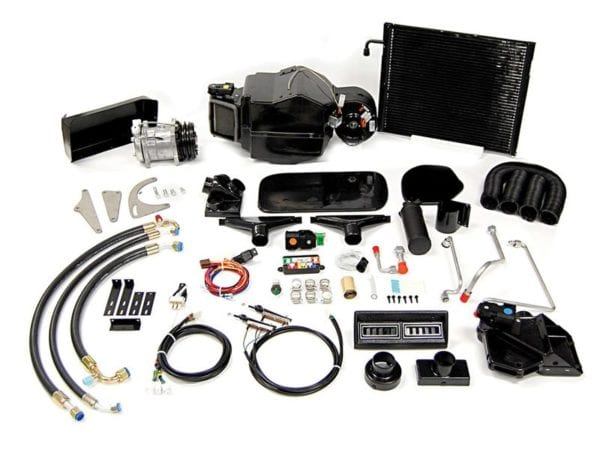 1968 Chevy Camaro Air Conditioning Systems Kit from Classic Auto Air