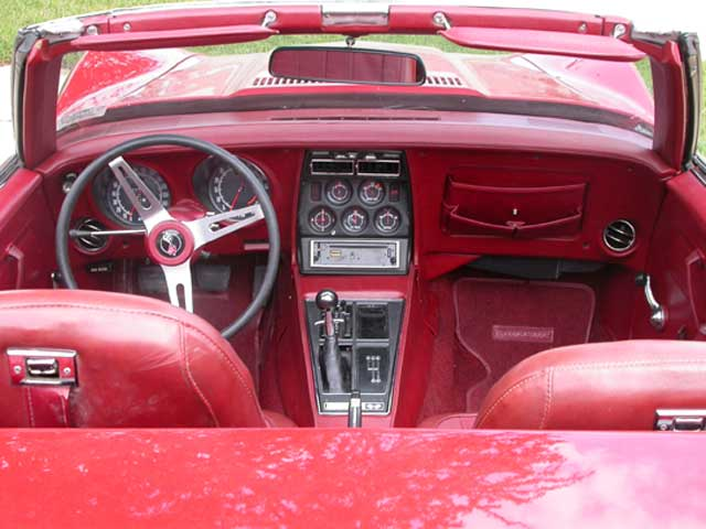 1968       CHEVROLET    CORVETTE    DASH      Classic Auto Air  Air Conditioning   Heating for 70   s   Older