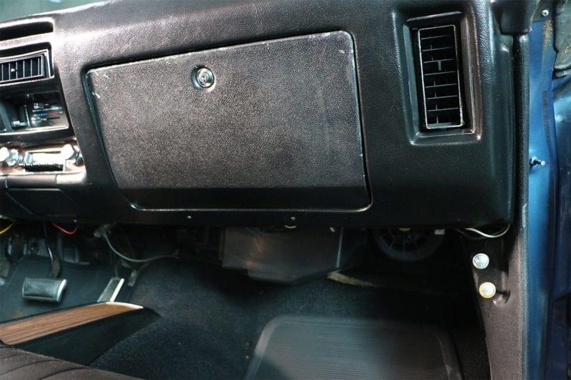 Pontiac Gto Ac Evaporator Mounted In Dash