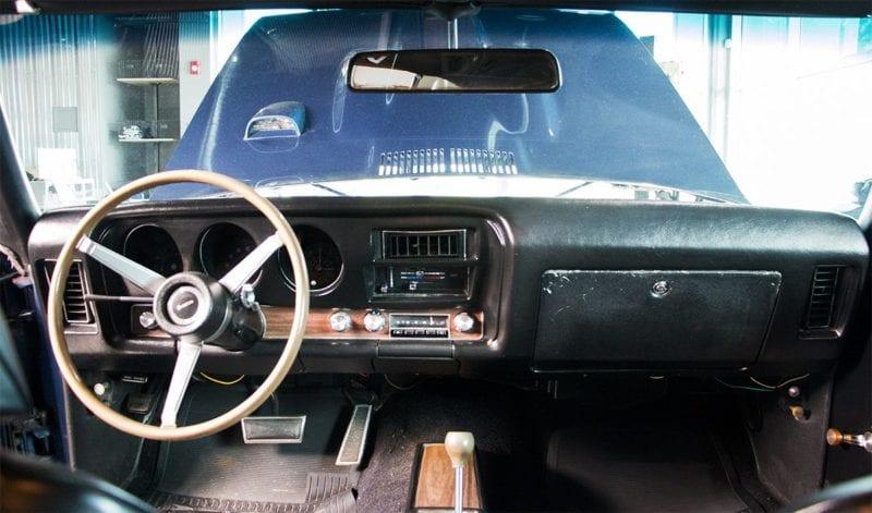 Pontiac Gto Full Dash on 1957 Thunderbird Dash