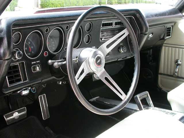 1970 Chevy El Camino Air Conditioning System 70 Chevy El
