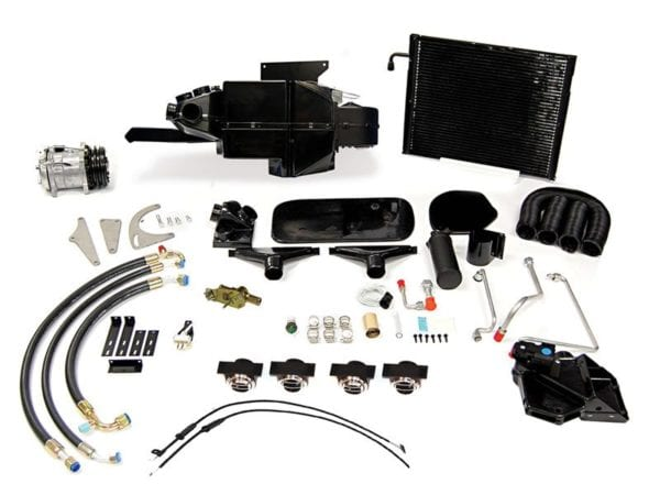 1970 CHEVROLET PICKUP TRUCK AC COMPLETE SYSTEM