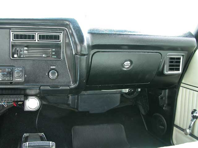 1972 Chevy El Camino Air Conditioning System | 72 Chevy El ...