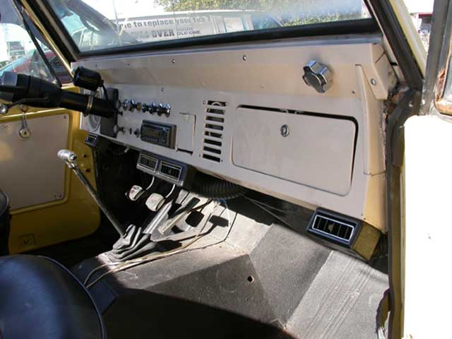 1971 Ford Bronco Air Conditioning System 71 Ford Bronco Ac