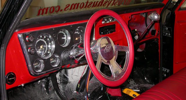 Ford F100 Wiring Diagram For A Truck On 1964 Ford Falcon Ranchero
