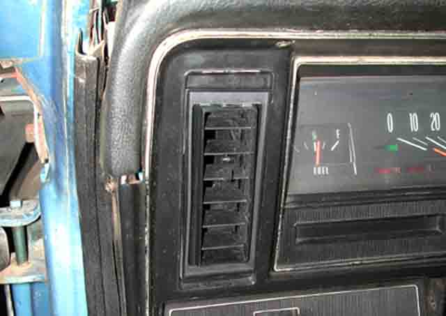 1974 Chevy Nova Air Conditioning System 74 Chevy Nova AC