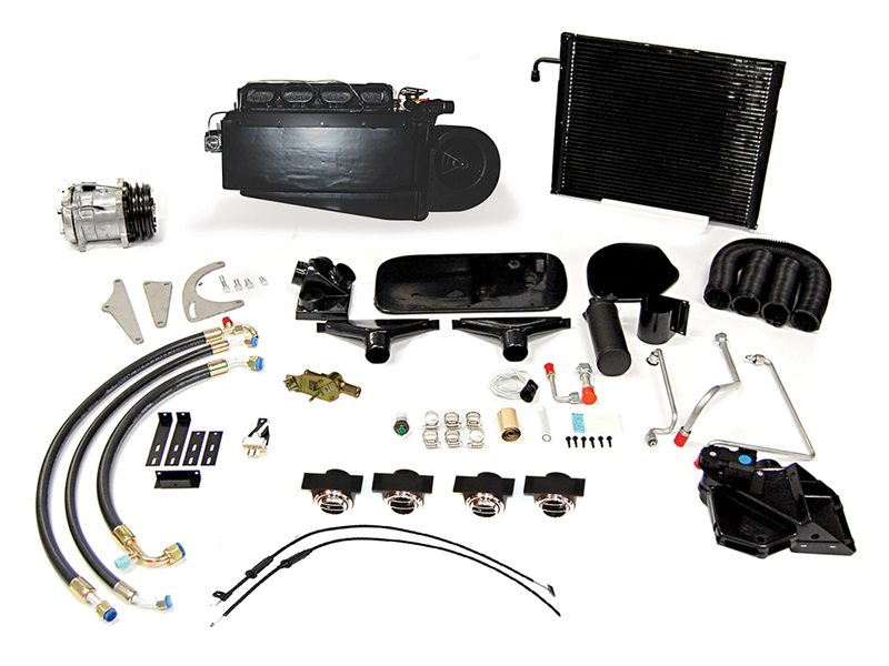 1977 FORD BRONCO COMPLETE AC SYSTEM