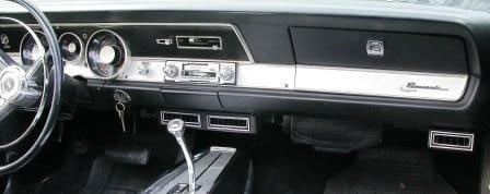 1969 Dodge Dart Gts Air Conditioning System 69 Dodge